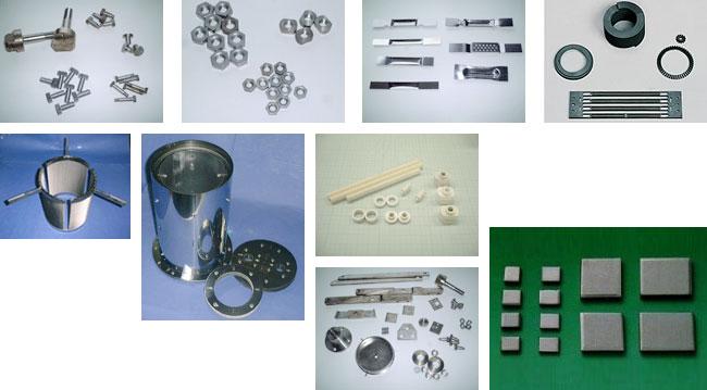 微細加工、高融点材料加工